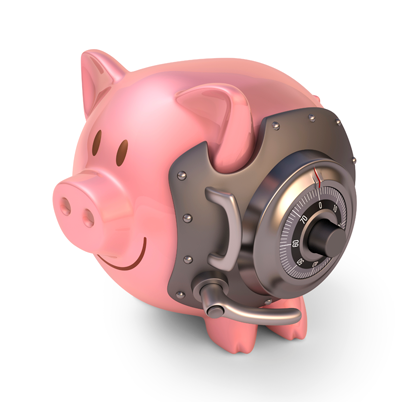 Piggy Bank Salary Overdraft to get credit