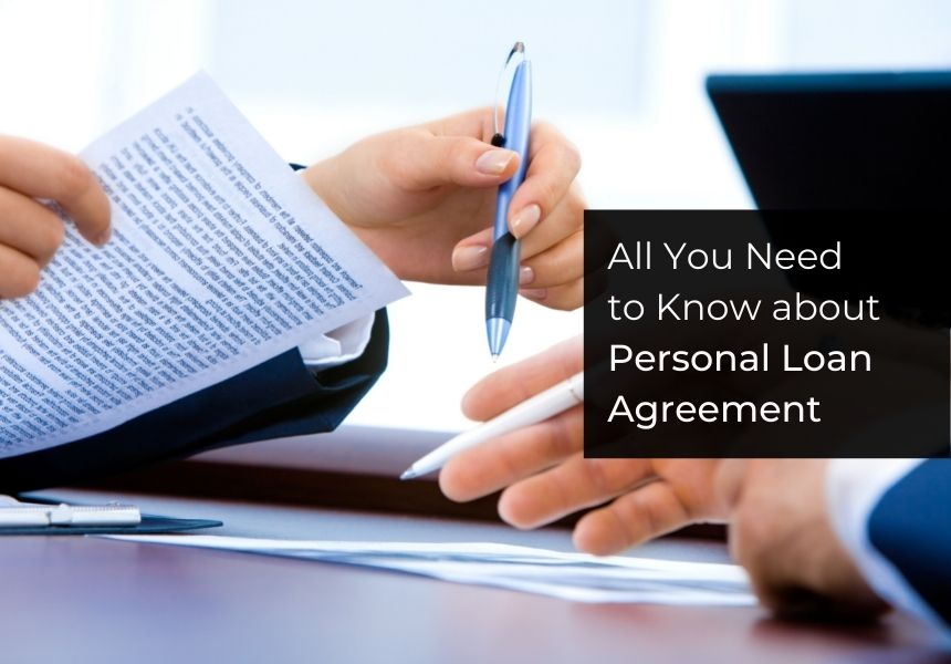 All You Need to Know about Personal Loan Agreement