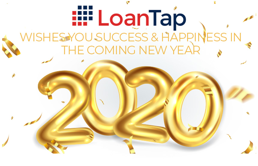 Happy New Year from Team LoanTap