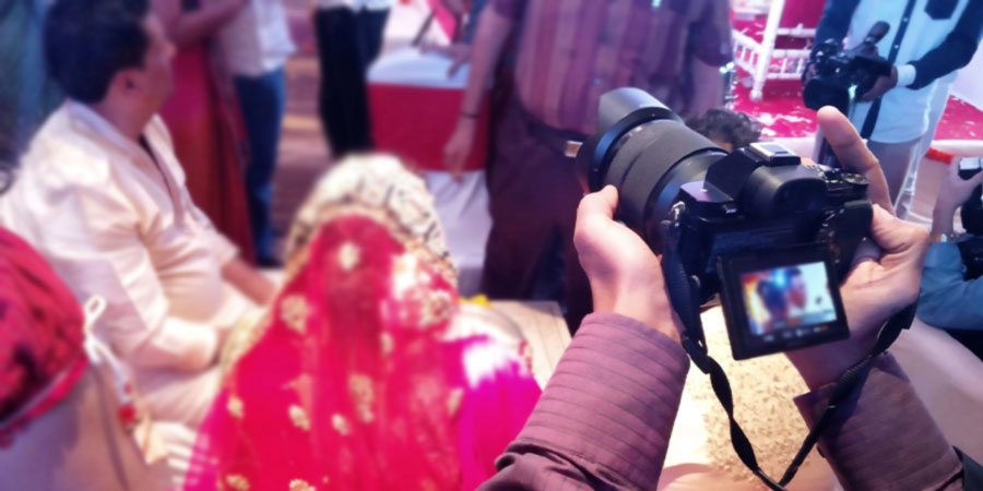 Typical Cost of Indian Wedding Photographer in 2020