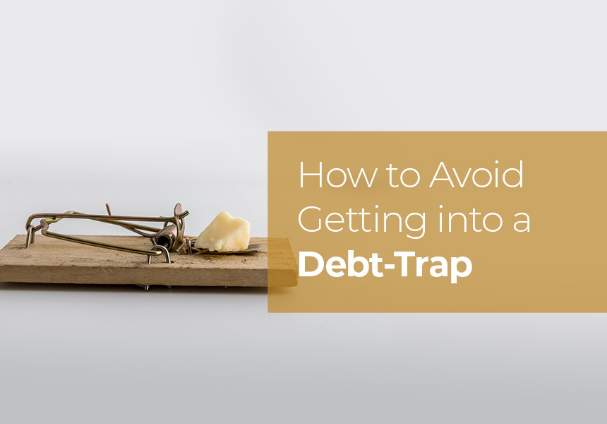 What is Debt Trap? How to Avoid Getting Into One