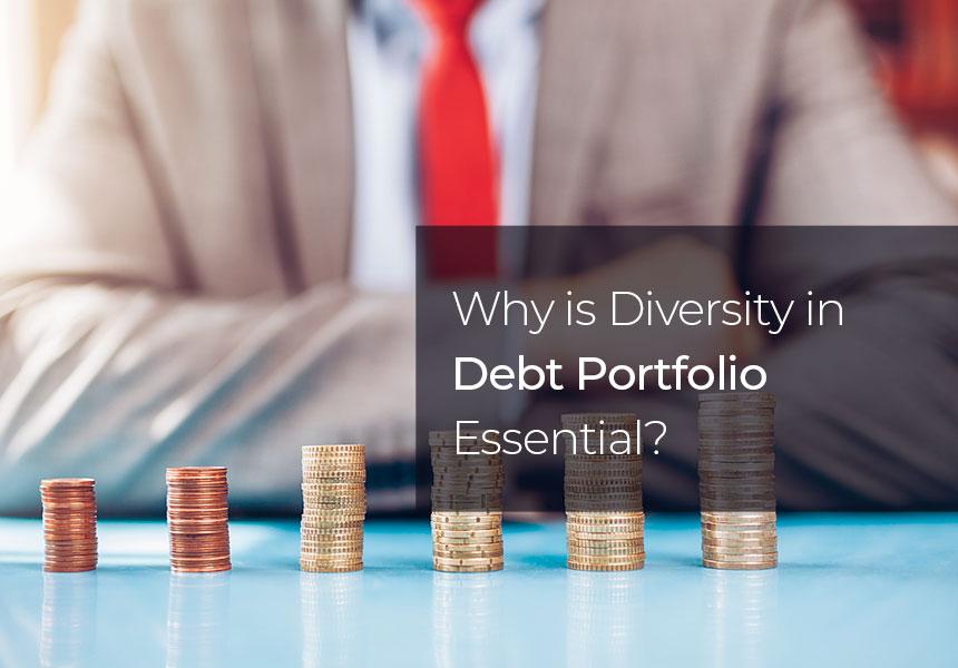 Why is Diversity in Debt Portfolio Essential?
