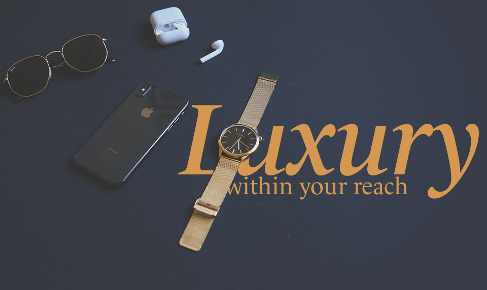 Managing Luxury within your Salary