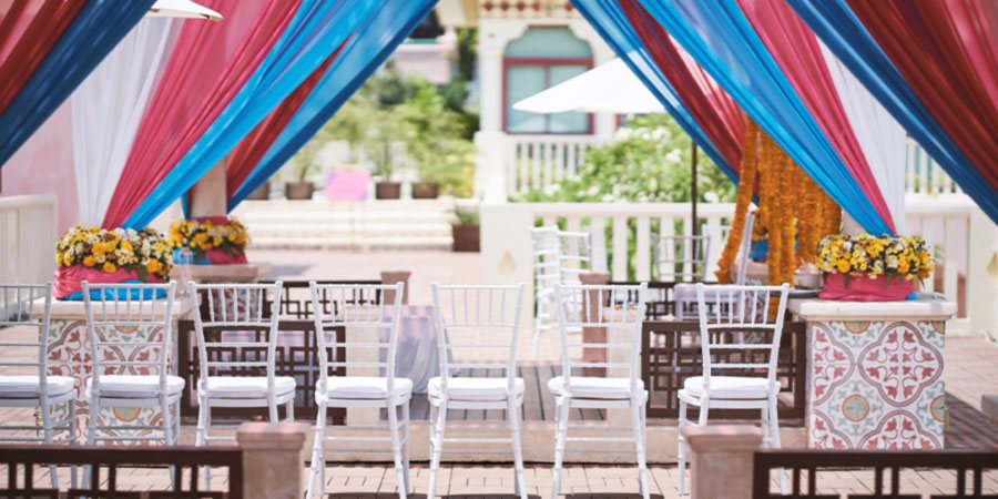 How Much Does Wedding Venue Cost