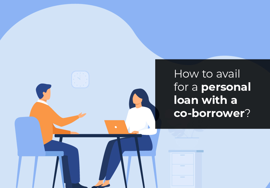 How to apply for a personal loan with a co-borrower?