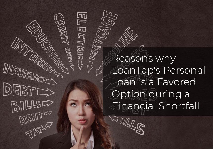 Reasons why LoanTap