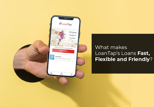 What makes LoanTap's Loans Fast, Flexible and Friendly?