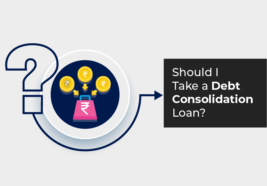 Should I Take A Debt Consolidation Loan?